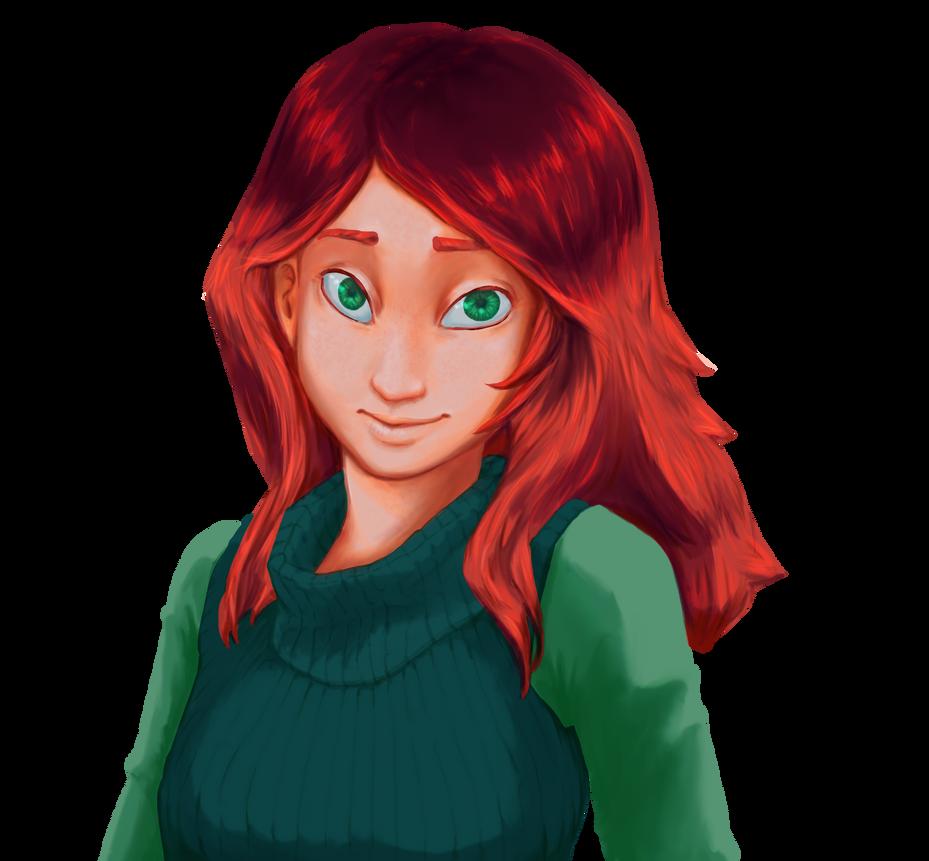 Anna by aileri