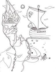 Adventure Essence Lines by BartBar