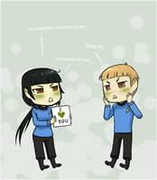truely illogical by Nomnomroko