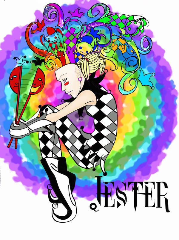The Jester by circusheart
