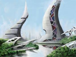 Future City by RRamat