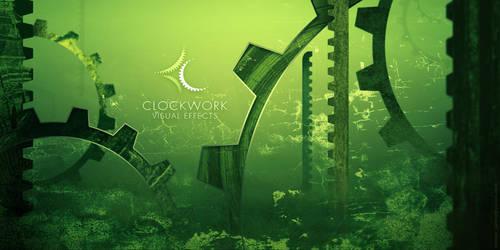 Green ClockWork by Ramteen