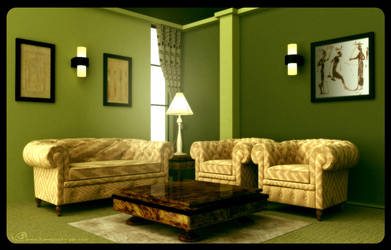 Interior by Ramteen