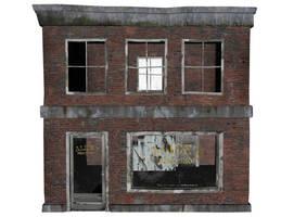 abandoned shop 01 by Ecathe