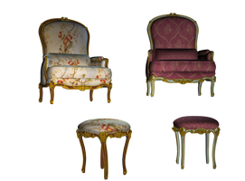 Old seated stock pack by Ecathe