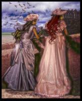 Le sorelle by Ecathe