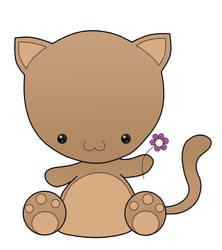 Chikan kitten by JM-DG