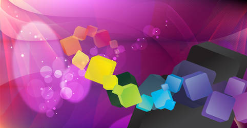 Abstract'n'Cubized by JM-DG