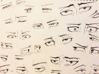 Levi Eyes by galienyancats