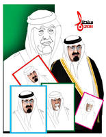 King Abdullah by sultan999