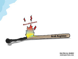 Arab revolutions by sultan999