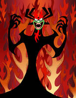 Aku by Mystic-Forces