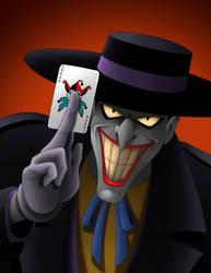 Joker by Mystic-Forces