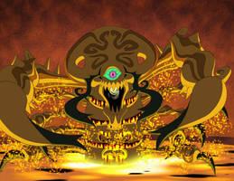 Gohma - Legend of Zelda: Wind Waker by Mystic-Forces