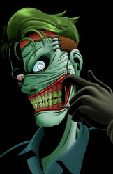Joker - Beneath My Grin by Mystic-Forces