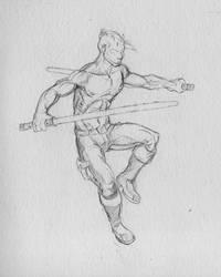 sketch Nr 01 by Karrakas