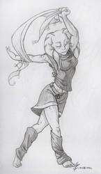 dancing by Karrakas