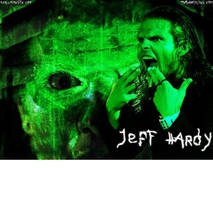 Jeff Hardy by zndrmrcus