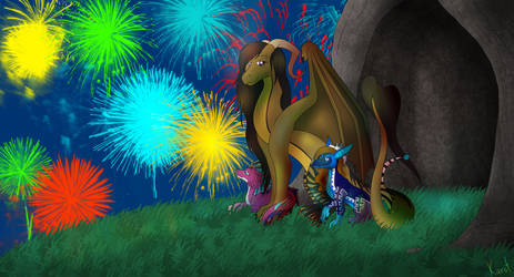 Fireworks by Industrial180