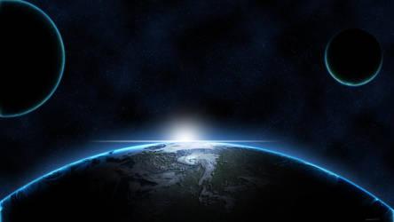 Planet Wallpaper 2012_01 by pointman1968
