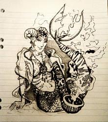 Capricorn by SoundOfRaindrops