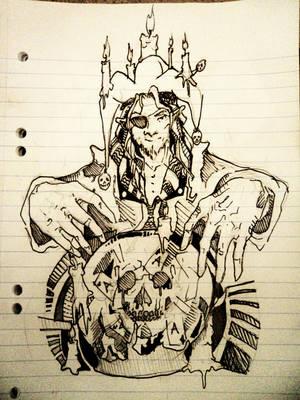The Phantom by SoundOfRaindrops
