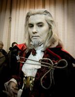 Dracula by Faeryx13