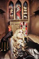 Alucard - Castlevania SotN by Faeryx13