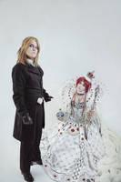 Trinity Blood - My Queen by Faeryx13