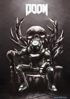 (05) Doomguy by hbjw123
