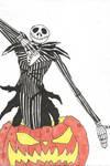 All Hail the Pumpkin King by B-Boogie-Bruh