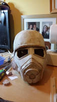 Ranger Helmet FNV getting there 2 by atrum-lupus