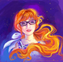 Portrait for geekandromeda by AdventureIsOutThere