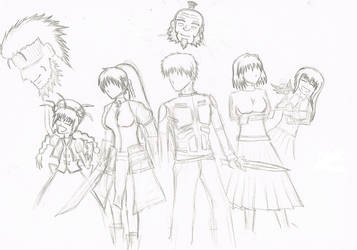 Kaleido Shirou Cover 2 WIP by ColinatorGX