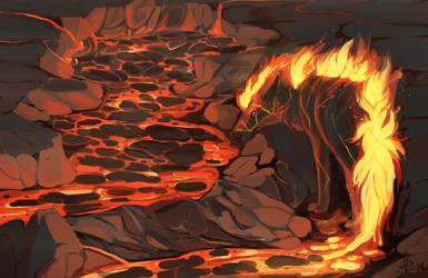 Firefox by CinnamoonAkia