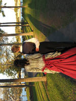 Victorian Bustle Dress by Last-Chael