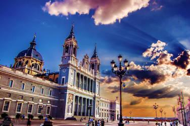Evening in Madrid by eileenel