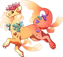 251 Guardian - Tropical Dream FREE RAFFLE by QviCreations