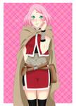 Sakura Haruno 2 by NeoSM2503