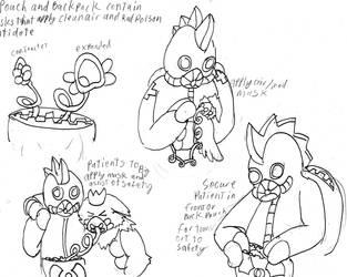 Pokemon Uranium Fanart Hazmedic pt2 by Fluffy-The-Watcher