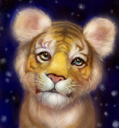 tiger by umedama