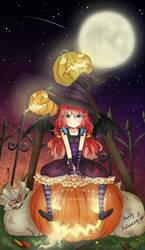 Happy Halloween 2011 by HarunoKaori