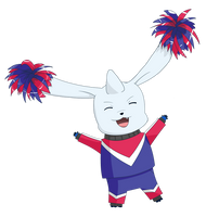 DWC 2012: Cheerleader Terriermon by Miingno