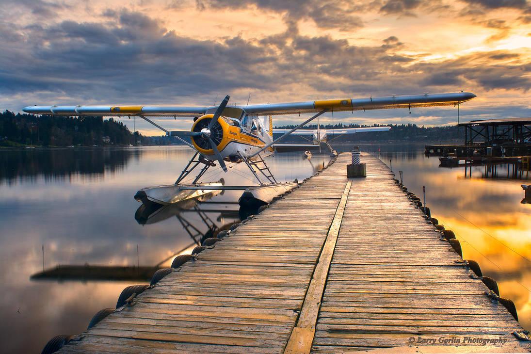 Air Harbor by LarryGorlin
