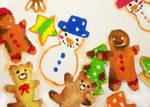 Merry Christmas 2015 No. 2 by kit-su-ne