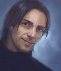 portrait avatar by Julaxart