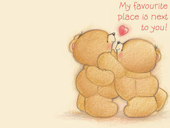 forever friends bears by ishu11