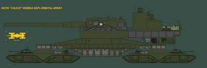M276 Calico Anti-Orbital Array by Toby-Phealin
