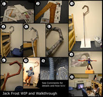 Work In Progress: Jack Frost + Walkthrough by CosmicalFox