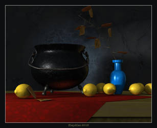 Cast iron bowler by slepalex